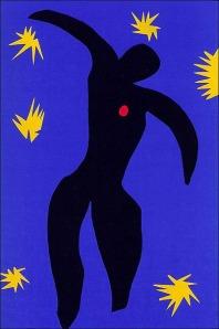 Flight of Icarus - Matisse