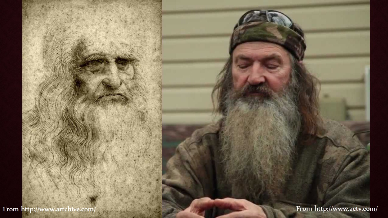 Duck Dynasty Old Family Pictures