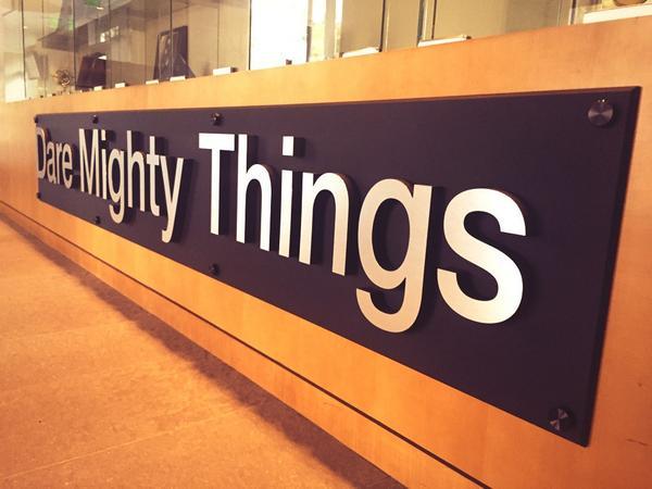 NASA dare mighty things