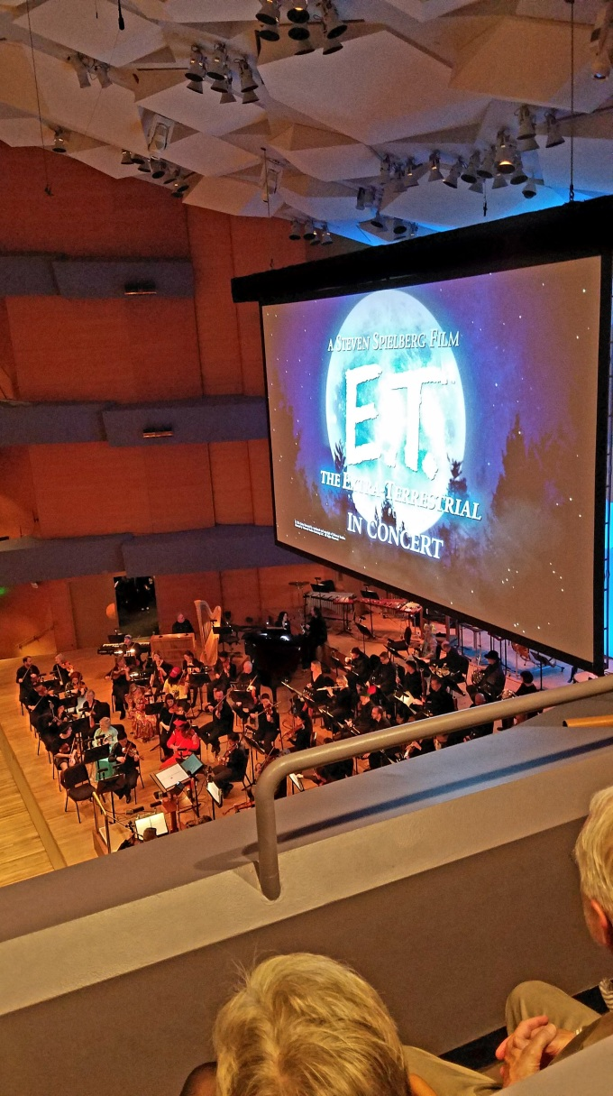 ET with the Minnesota Orchestra's Screen and Symphony Event